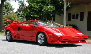 1989 Lamborghini Countach - 01